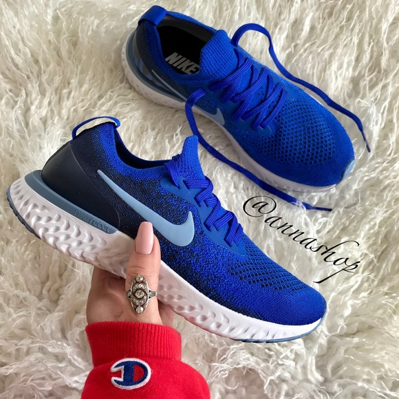 2ea97b592fc17 NWT Nike ID epic react Flyknit Custom